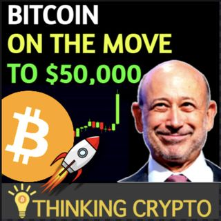 $150 Million in Bitcoin Purchased by Marathon Patent Group - Grayscale $1M Crypto Lobbying - Goldman Sach's Lloyd Blankfein BTC FUD
