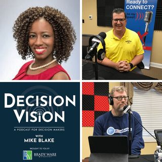 Decision Vision Episode 44:  Should I Run for Political Office? – An Interview with Rep. Dar'shun Kendrick, Georgia House of Representatives