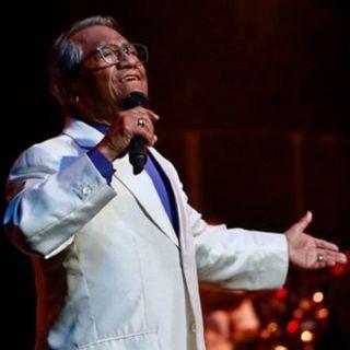 Armando Manzanero y su pasión por el bolero, programa de una serie de Radio Nederland