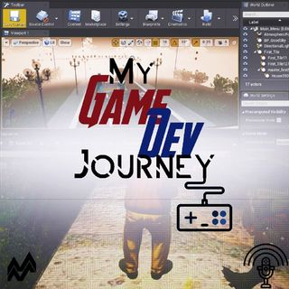 Episode 2 - Expectations | My Game Dev Journey Podcast