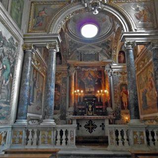 62 - San Nilo e l'Abbazia greca di Santa Maria di Grottaferrata