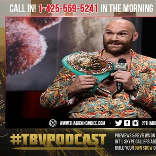 ☎️OH OH😳Tyson Fury on His Future: I Don't Know What's Going To Happen😱Is Old Fury BACK❓