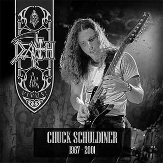 Chuck Schuldiner - DEATH - Birthday Tribute - Hessian Session - EP #378
