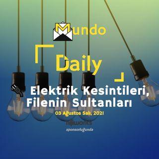 🔌 Elektrik Kesintileri, Filenin Sultanları