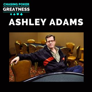 #93 Ashley Adams: Collecting Poker Stories From All 50 States