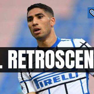 Hakimi racconta come Conte lo convinse ad accettare l'Inter