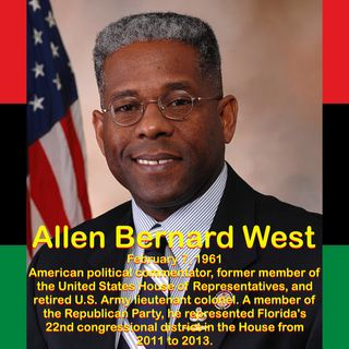 Allen B. West, Comments on Obama...