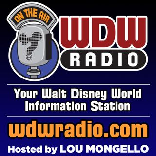 WDW Radio # 398 - Top Ten Attraction Characters in Walt Disney World - March 8, 2015