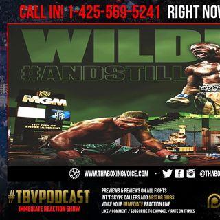 ☎️Immediate Reaction Deontay Wilder vs Luis Ortiz II🔥 Wilder Knocks Luis Ortiz Out in Seventh❗️
