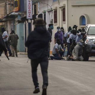 Las alcaldías y el paramilitarismo en Nicaragua