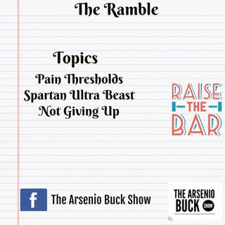 The Ramble: Episode 1 - Barreling Through Against All Odds