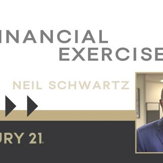 Financial Exercise: Setting your financial goals.