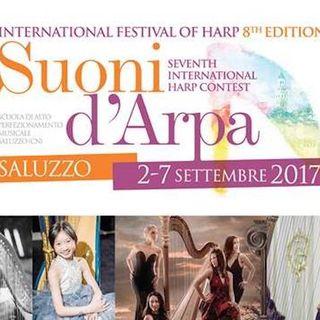 RBE on Tour Estate - A Saluzzo il festival Suoni d'Arpa 2017.