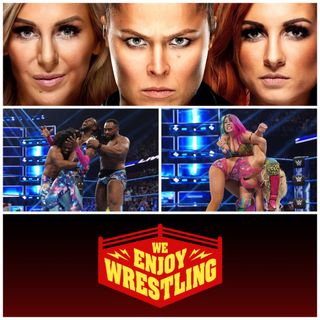 Ep 51 - Women Be Main Eventing