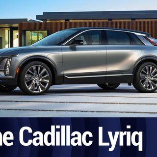 TTG Clip: The Cadillac Lyriq
