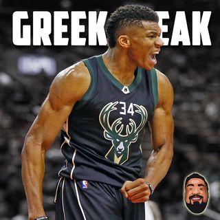 Giannis Antetokounmpo vai dominar completamente a NBA? ; Nossas apostas para MVP - Na Tábua #7
