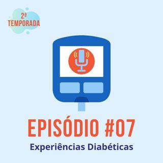 #T02E07 - Experiências Diabéticas