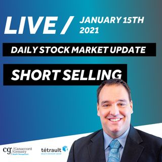 Daily Stock Market Update - Short Selling