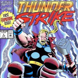 """Unspoken Issues #36 - """"Thunderstrike"""" #1"""