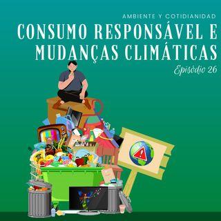 Consumo Responsável e Mudança Climática