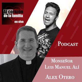 Entrevista Mon. Luis Manuel Alí : Alex Otero