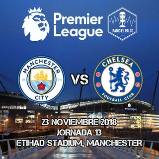 Manchester City vs Chelsea en VIVO