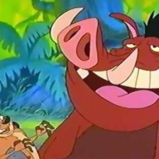 """RADIO GIAFFY - 15/05/19 """"Timon e Pumbaa: la serie"""" (2di2)"""