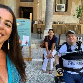 Episodio 18 - Presentazione Congiunta Con Daniela Tornatore Insieme A Stefania Petyx (Diretta FB)
