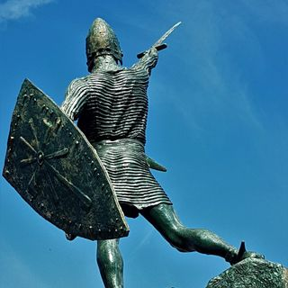 STORIE DI CASA: Garibaldi, Alberto da Giussano e la statua di cartapesta.