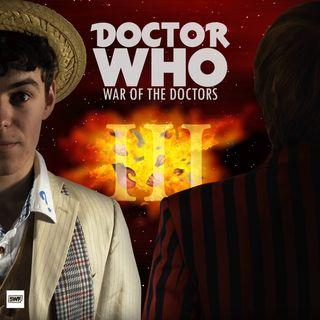 Multi-Doctor: War of The Doctors P3