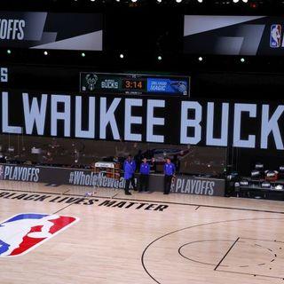 Nba, i Bucks boicottano gara-5 per il caso Blake: saltano i playoff. Si fermano anche baseball, calcio e tennis