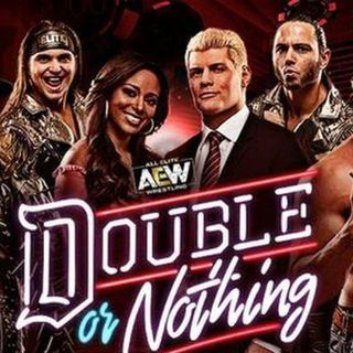 TV Party Tonight: AEW: Double or Nothing Review