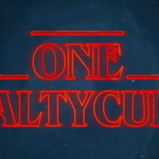 One Salty Cult -  The Cult Cometh