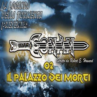 Audiolibro Conan 02- Il Palazzo dei morti