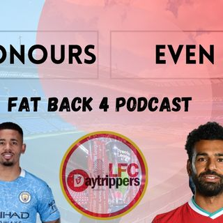 HONOURS EVEN AT THE ETIHAD | FB4 Podcast