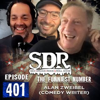 Alan Zweibel (Comedy Writer) - The Funniest Number