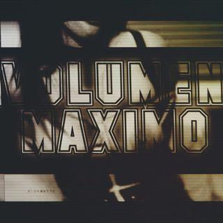 VOLUMEN MAXIMO 016