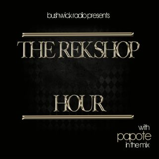 #strictlyhouse present Papote & The Rek Shop Hour 3.12