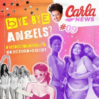 Saem as Angels entram as militantes, o reposicionamento da Victoria's Secret