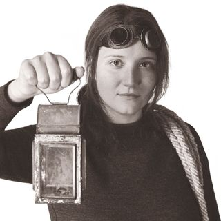8. Expe Talk: Sofya Arsentyeva - Nejlépe se cítím při hašení požárů