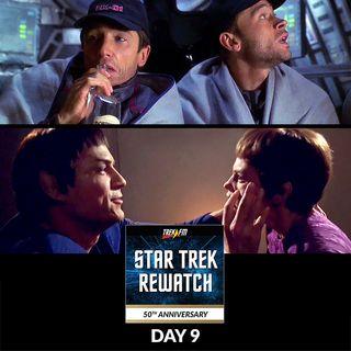 Day 9: Shuttlepod One / Fusion