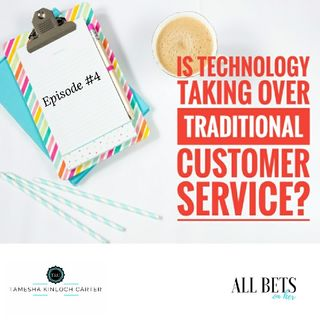 Is Technology Taking Over Traditional Customer Service?