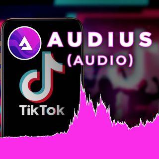 266. Audius & TikTok Partnership Sentiment Analysis | + Viewer Questions