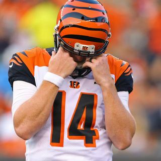 Locked on Bengals - 9/19/17 McCarron backs Dalton and we'll learn a lot from this week