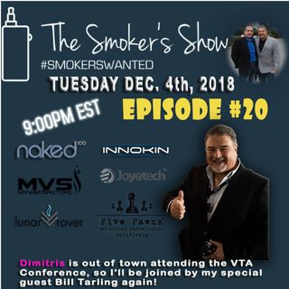 THE SMOKER'S SHOW - Ep 20