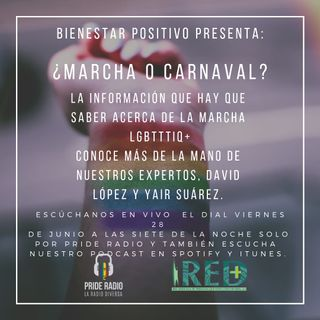¿Marcha o carnaval?