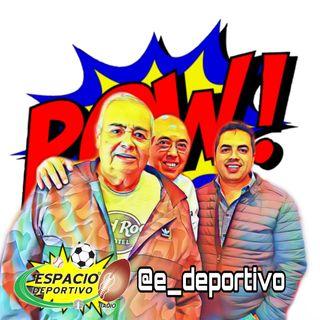 Es viernes y se puso bueno el cotorreo (desmadre) en Espacio Deportivo de la Tarde 10 de Julio 2020