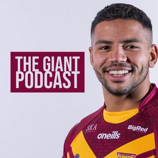 The Giant Podcast #5 - Cameron Deacon, Eorl Crabtree & Kruise Leeming
