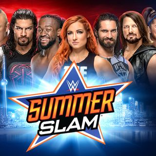 Full SummerSlam 2019 Preview & Predictions with Ashley Mann l Huge Turn Coming?