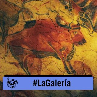 De Altamira al grafiti: los orígenes del Arte (LA GALERÍA - CARNE CRUDA #915)